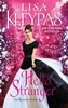 Hello Stranger book cover with woman in black and white ball gown