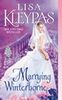 Marrying Winterborne book cover with woman in white bridal gown